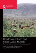 Handbook of Land and Water Grabs in Africa [Pdf/ePub] eBook