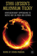 Stieg Larsson's Millennium Trilogy Book