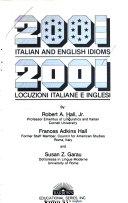 Pdf 2001 Italian and English Idioms