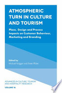 Atmospheric Turn in Culture and Tourism