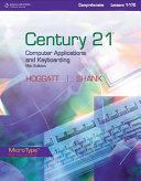 Century 21tm Computer Applications And Keyboarding Lessons 1 170