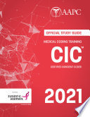 CIC    Study Guide