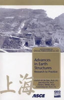 Advances in Earth Structures