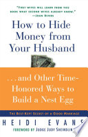 How to Hide Money From Your Husband