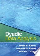 Dyadic Data Analysis