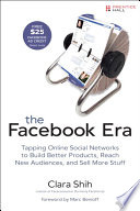 The Facebook Era Book