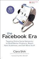 The Facebook Era Book
