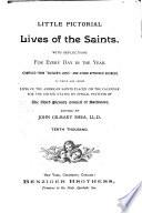 Lives of the Saints Book PDF