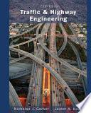 Traffic and Highway Engineering
