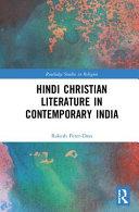 Hindi Christian literature in contemporary India