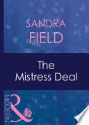 The Mistress Deal  Mills   Boon Modern   Christmas  Book 25