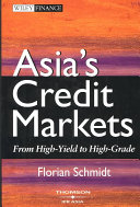 Asia's Credit Markets