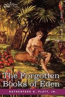 The Forgotten Books of Eden Pdf/ePub eBook
