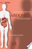 Simplified Anatomy of Abdomen for BAMS Students
