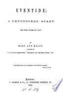 Eventide A Devotional Diary Book PDF