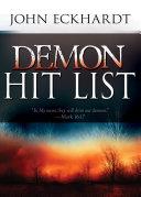 Demon Hit List Book