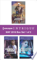 Harlequin Intrigue May 2018 Box Set 1 Of 2