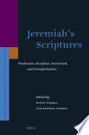 Jeremiah's Scriptures