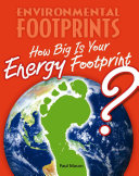How Big Is Your Energy Footprint
