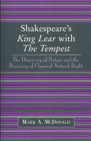 Shakespeare's King Lear with The Tempest