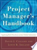 Project Manager S Handbook Book PDF