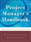 Project Manager s Handbook
