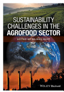 Sustainability Challenges in the Agrofood Sector [Pdf/ePub] eBook