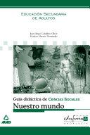 Guia Didactica de Ciencias Sociales. Andalucia Ebook