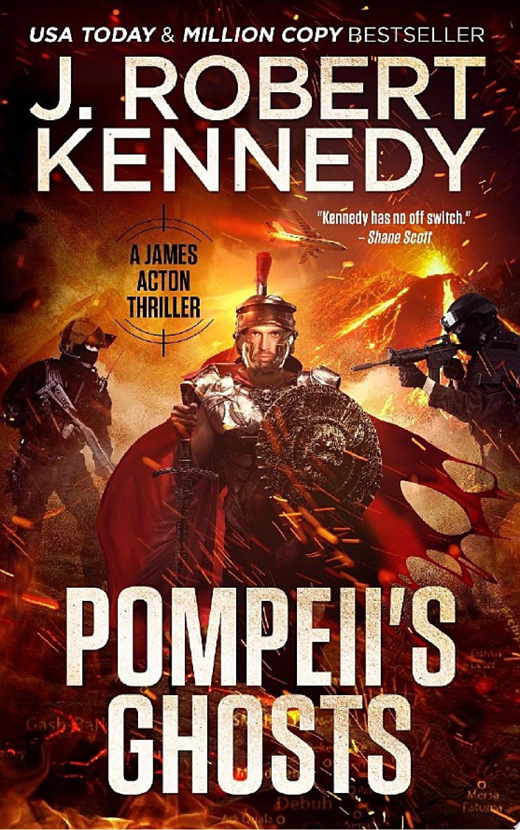 Pompeii s Ghosts