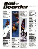 Sail Boarder International