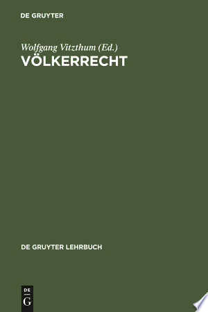 Download Völkerrecht Free Books - Dlebooks.net
