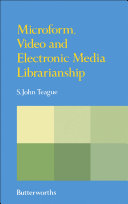Pdf Microform, Video and Electronic Media Librarianship