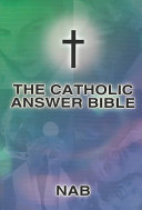 The Catholic Answer Bible Book