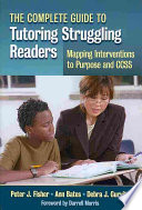 The Complete Guide To Tutoring Struggling Readers