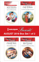 Harlequin Presents August 2018   Box Set 1 of 2