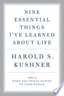Nine Essential Things I ve Learned about Life