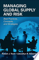 Managing Global Supply and Risk Book