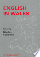 English in Wales  : Diversity, Conflict, and Change