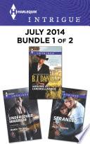 Harlequin Intrigue July 2014   Bundle 1 of 2