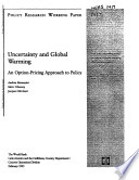 Uncertainty And Global Warming