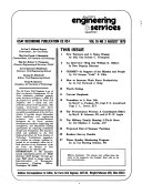 Air Force Engineering   Services Quarterly