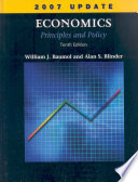 Economics Principles And Policy 2007 Update