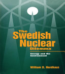 The Swedish Nuclear Dilemma