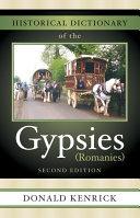 Historical Dictionary of the Gypsies (Romanies) [Pdf/ePub] eBook