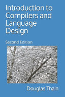 Introduction to Compilers and Language Design