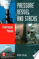 Pressure Vessel and Stacks Field Repair Manual Book