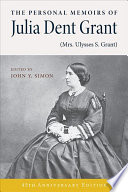 Download The Personal Memoirs of Julia Dent Grant Book