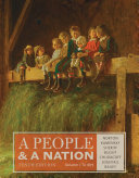 A People and a Nation  Volume I  to 1877 Book