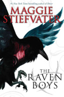 The Raven Boys Maggie Stiefvater Cover