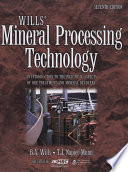 Wills Mineral Processing Technology Book PDF